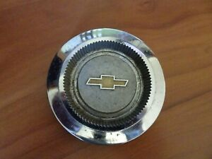 Chevrolet Bowtie Steering Wheel Horn Button Used Gm Oem 3873627