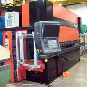9857 Amada Promecam 8 Axis Hydraulic Press Brake