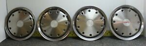 Oem Gm Set Of 4 16 Hub Caps Wheel Cover 12542911 15550435 1988 92 Gmc 781
