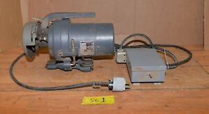 Industrial Sewing Machine Clutch Motor Transmitter 1 2 Hp Ph3 Commercial Sc1