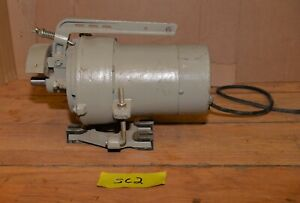 Industrial Sewing Machine Clutch Motor Transmitter 1 2 Hp Ph3 Commercial Sc2