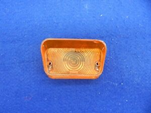 Used 66 67 Ford Fairlane 500 500 Gt Lh Parking Lamp Lens c6oz 13209 a