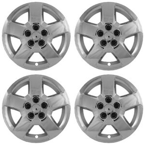 06 11 Chevrolet Hhr Malibu G5 16 Chrome Bolt On Wheel Covers Full Rim Hubcaps