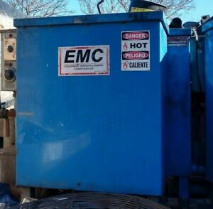 Emc Jetsink 1426 Automatic Jet Spray Heated Parts Washer Great For Home Shops
