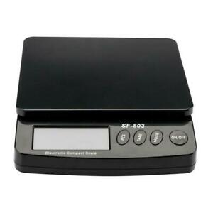 66lb X 0 1oz Digital Postal Shipping Scale Weight Postage Counting 4x Battery