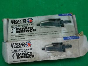 Matco Tools Mt2734 3 8 Impact Wrench Butterfly