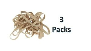 975 Supply Rubberbands Size 64 1lb Bag 3 Pack