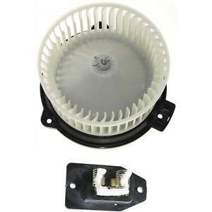 New Blower Motor Kit For Civic Honda Acura Integra Del Sol Ho3126103 79310sr3a01