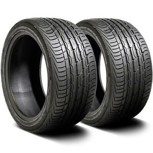 2 New Zenna Argus Uhp 315 35zr20 315 35r20 110w Xl High Performance Tires