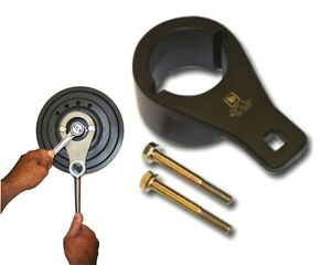 Schley Products Sp 64300 Harmonic Damper Pulley Crank Holder For Toyota Lexus