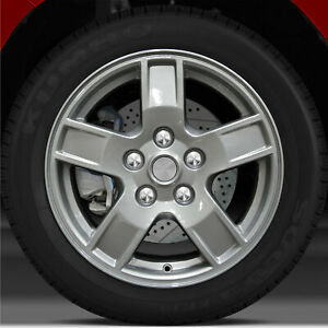 17x7 5 Factory Wheel sparkle Silver Full Face For 2005 07 Jeep Grand Cherokee