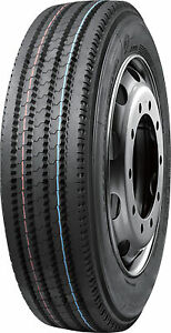 2 New Atlas Tire Aw09 275 70r22 5 Load H 16 Ply Commercial Tires