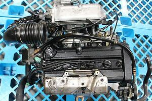 B20b 1997 2001 Honda Crv Motor 2 0l Dohc 4 Cylinder High Compression Engine