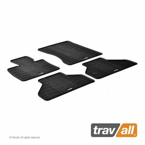 Travall Car Floor Mats All Weather Rubber Liner For Bmw X5 M 2006 2013