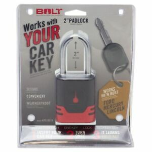 Bolt 7018519 Stainless Steel Oe Car Lock Key Padlock For Ford Lincoln Mercury