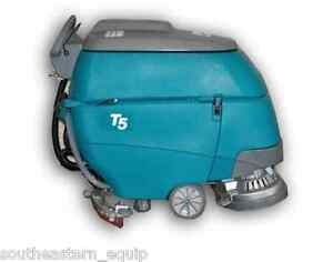 Reconditioned Tennant T5 24 Disk Floor Scrubber Traction Drive