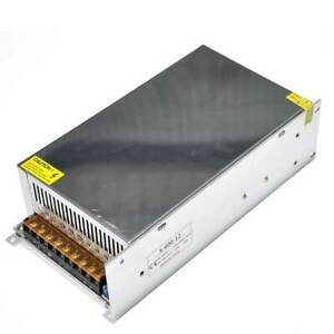 600w 12v 50a Dc Switching Power Supply Driver For Led Strip Light Display Power