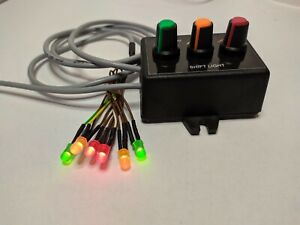 Shift Light Type B1 Easy To Install And Use 6 Leds