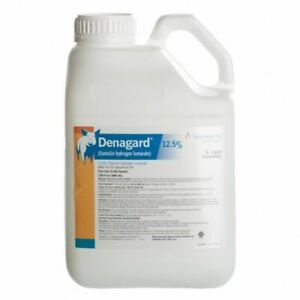 Denagard Tiamulin 5 Liter Swine Dysentary Scour Pneumonia Water Treatment
