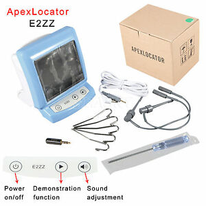 Dental Apex Locator Root Canal Finder Endodontic Equipment For Dentist