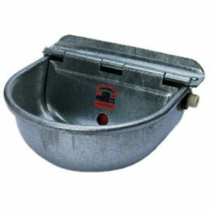 Galvanized Automatic Waterer Stock Livestock Pig Cattle Horse Easy Installation