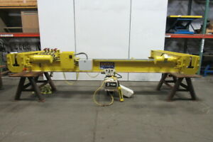 3 Ton 13 4 Power Bridge Crane Bottom Runner W coffman Power Trolley