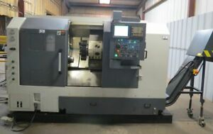 Leadwell T 7 Cnc Turning Center