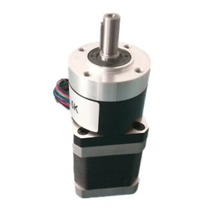 Mini Dc 12v High Torque Electric Replacement Geared Box Motor 48mm
