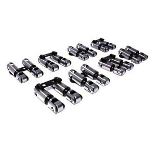 Comp Cams Valve Lifter Set 818 16 Endure X Solid Roller 842 For Chevy Sbc