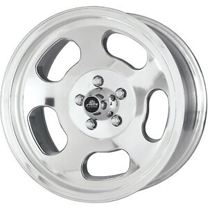 American Racing Vintage Ansen Vn69 15x8 5x139 7 5x5 5 0mm Polished Wheels