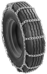 Highway Service Single 275 50 17 Truck Tire Chains 2229cam