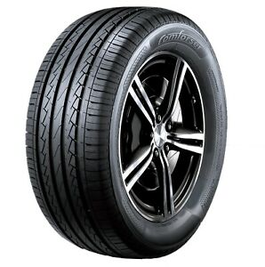 4 New Comforser Cf510 205 55r15 88v A S Performance Tires