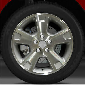 17x7 5 Factory Wheel medium Sparkle Silver For 2002 2005 Ford Explorer