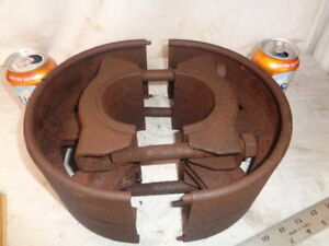 2 Piece 10 Pulley For Hit Miss Gas Engine Tractor International