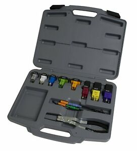 Lisle Automotive Relay Test Deluxe Kit 60660 Tester W Jumpers Leads
