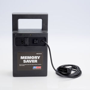 Ez Red Automotive Obd 2 Computer Memory Saver Presets Codes Ms4000