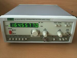 New Rf 150mhz High Frequency Signal Generator Audio frequency Counter