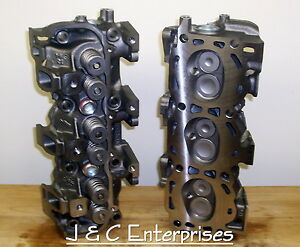 New 2 9 Ford Cylinder Heads Ranger Bronco Ii 1986 1992 V 6 Pair