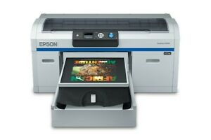 Epson F2000 sure Color Printer in Working Condition Dtg