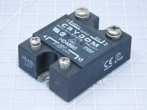 Crydom Hd4890 Solid state Relay 480 V 90 A T125829