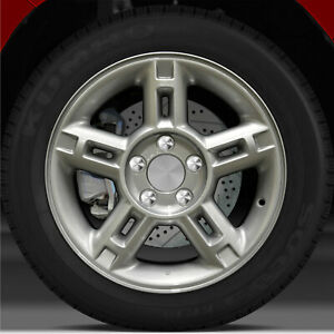 16x7 Factory Wheel sparkle Silver For 2002 2005 Ford Explorer