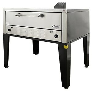 Peerless Cw100p Gas Deck type Pizza Bake Oven