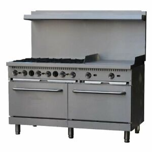 Comstock castle R10 24 Range 60 Restaurant Gas