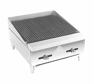 Comstock castle Fhp18 1 5lb Countertop Natural Or Propane Gas Charbroiler