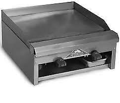 Comstock castle Fhp60 30 1 5rb 60 Countertop Gas Griddle Charbroiler