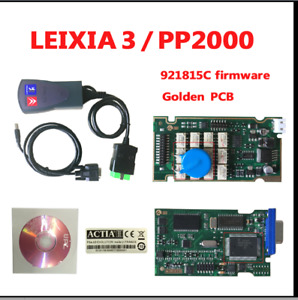 Simple 2017 Newest Lexia3 With 921815c Firmware Lexia Pp2000