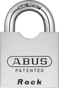 Abus 83 80 The Rock With Schlage Everest Primus High Security Cylinder