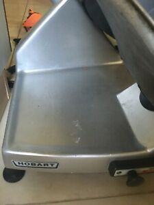 Hobart 2812 Commercial 12 Meat Cheese Deli Slicer