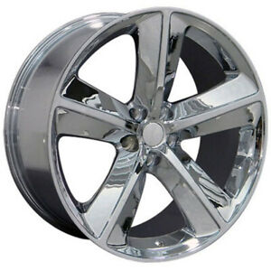 Chrome Wheel 20x9 For 2005 2014 Chrysler 300 Owh1053