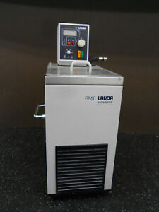 Lauda Brinkmann Rm6b Refrigerated heated Recirculating Water Bath